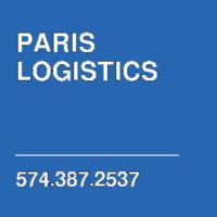 PARIS LOGISTICS