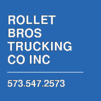 ROLLET BROS TRUCKING CO INC