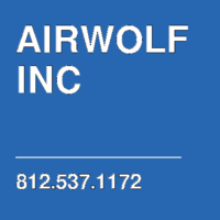 AIRWOLF INC