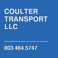 COULTER TRANSPORT LLC