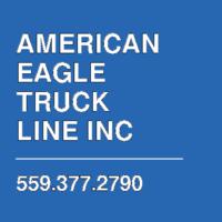 AMERICAN EAGLE TRUCK LINE INC