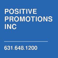 POSITIVE PROMOTIONS INC