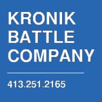 KRONIK BATTLE COMPANY