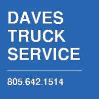 DAVES TRUCK SERVICE