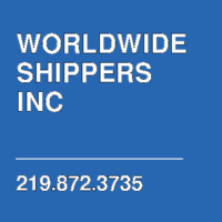WORLDWIDE SHIPPERS INC