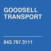 GOODSELL TRANSPORT