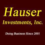 HAUSER INVESTMENTS INC