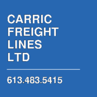 CARRIC FREIGHT LINES LTD