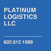 PLATINUM LOGISTICS LLC