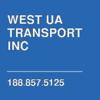 WEST UA TRANSPORT INC