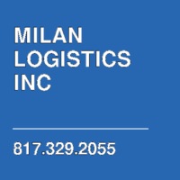 MILAN LOGISTICS INC