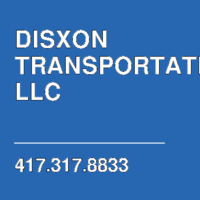 DISXON TRANSPORTATION LLC