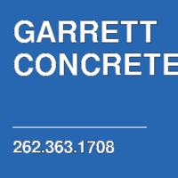 GARRETT CONCRETE
