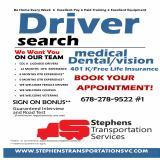 STEPHENS TRANSPORTATION SERVICES INC