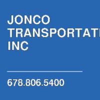 JONCO TRANSPORTATION INC