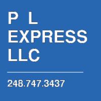 P  L EXPRESS LLC