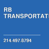 RB TRANSPORTATION