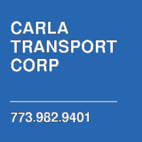 CARLA TRANSPORT CORP