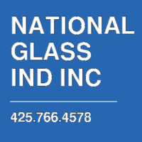 NATIONAL GLASS IND INC