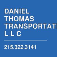 DANIEL THOMAS TRANSPORTATION L L C