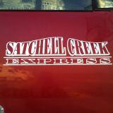 SATCHELL CREEK EXPRESS INC