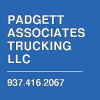 PADGETT  ASSOCIATES TRUCKING LLC