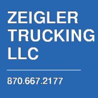 ZEIGLER TRUCKING LLC