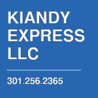 KIANDY EXPRESS LLC