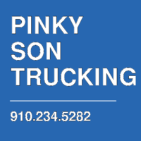 PINKY  SON TRUCKING