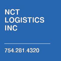 NCT LOGISTICS INC