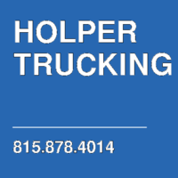 HOLPER TRUCKING