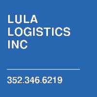 LULA LOGISTICS INC