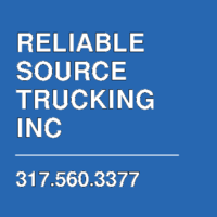 RELIABLE SOURCE TRUCKING INC