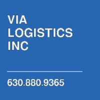VIA LOGISTICS INC
