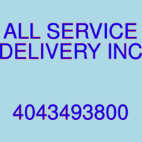 ALL SERVICE DELIVERY INC