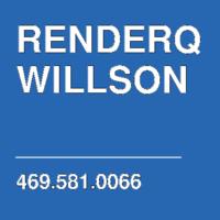 RENDERQ WILLSON