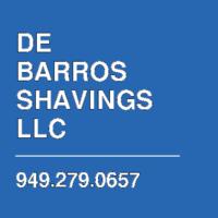 DE BARROS SHAVINGS LLC