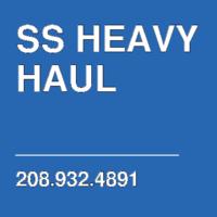 SS HEAVY HAUL