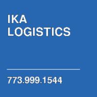 IKA LOGISTICS