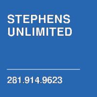 STEPHENS UNLIMITED