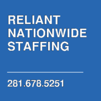 RELIANT NATIONWIDE STAFFING