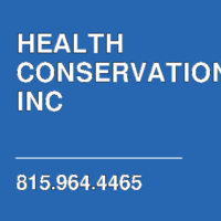HEALTH CONSERVATION INC
