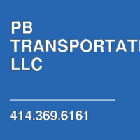 PB TRANSPORTATION LLC