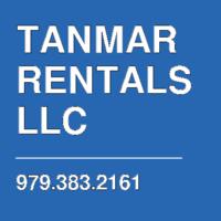 TANMAR RENTALS LLC