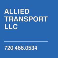 ALLIED TRANSPORT LLC