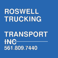 ROSWELL TRUCKING  TRANSPORT INC
