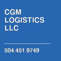 CGM LOGISTICS LLC