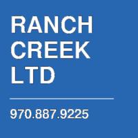 RANCH CREEK LTD
