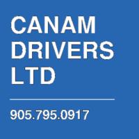 CANAM DRIVERS LTD