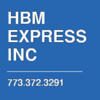 HBM EXPRESS INC